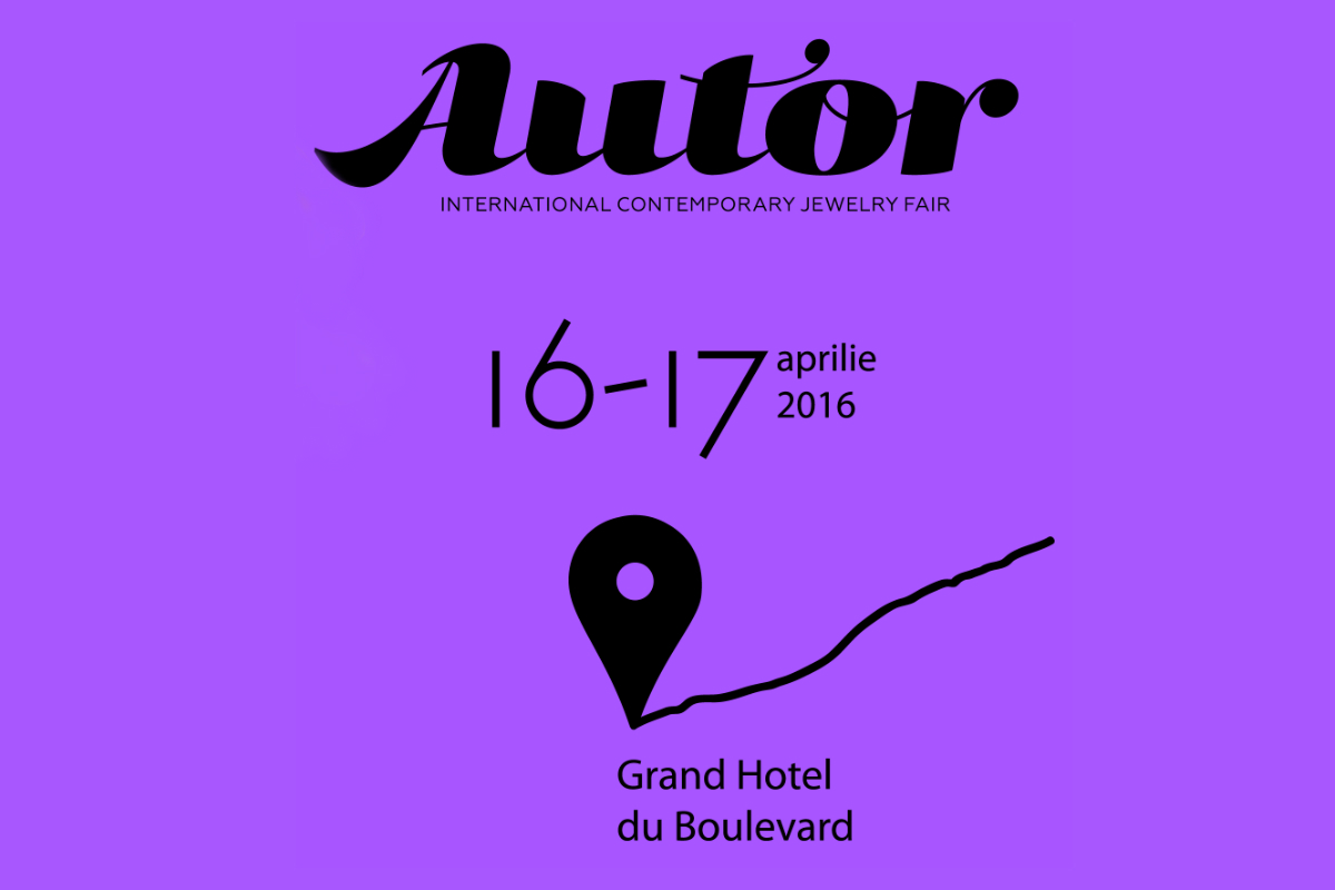 AUTOR Save the Date