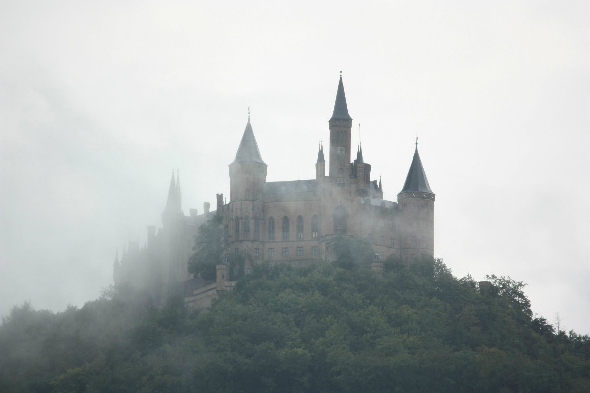 Castle Hohenzollern, Baden-Wurttemberg, Germany