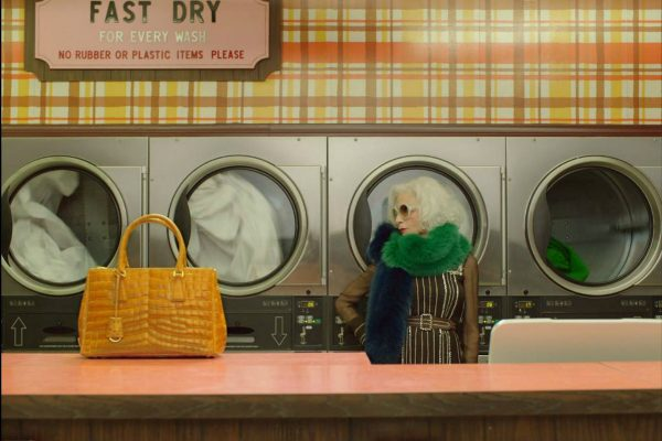 Still- The Postman Dreams- The Laundromat