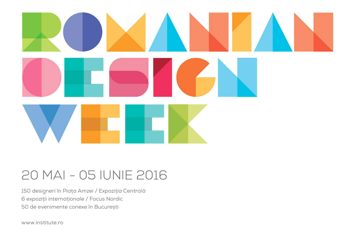 romanian design week