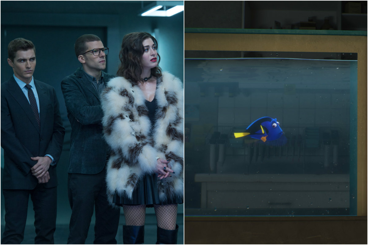 Now You See Me 2 & Finding Dory