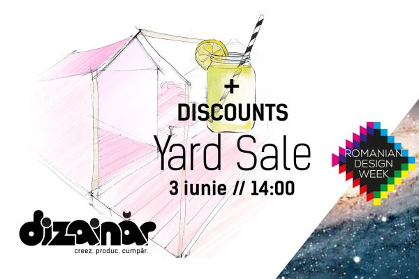 YARD SALE dizainar
