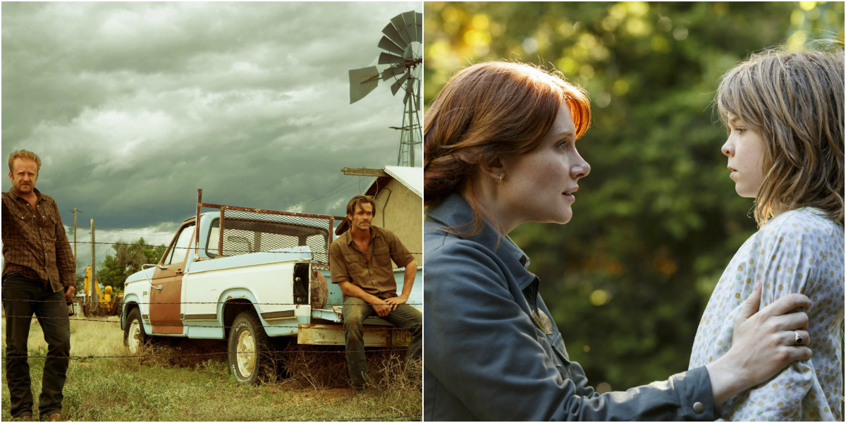 Hell or High Water & Pete's Dragon