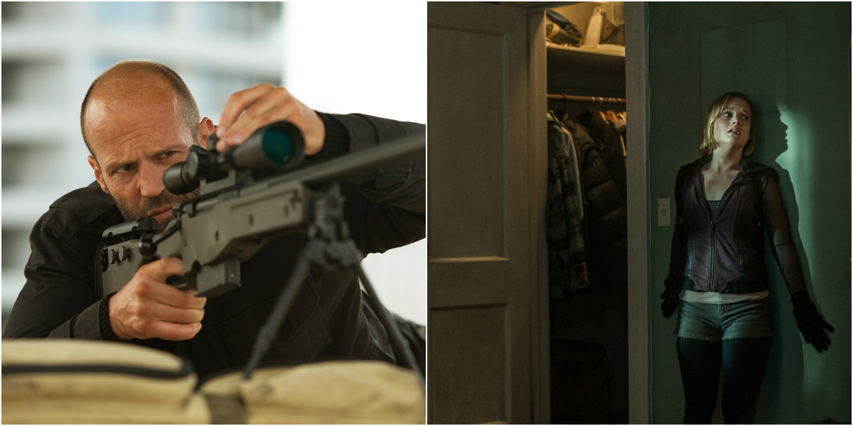 Mechanic: Resurrection & Don't Breathe