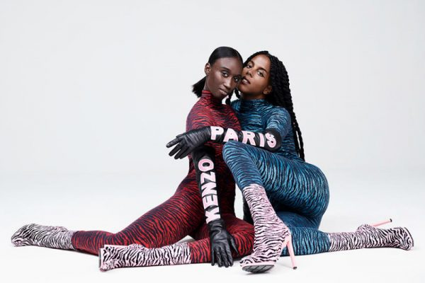 Amy Sall & Juliana Huxtable