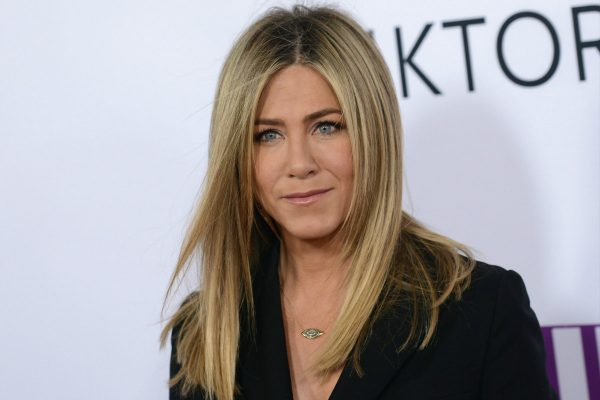 Jennifer Aniston ia atitudine