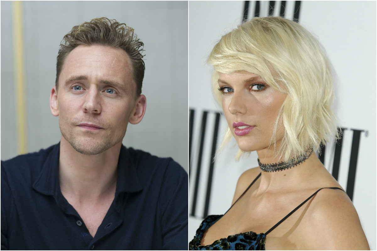 tom hiddleston si taylor swift