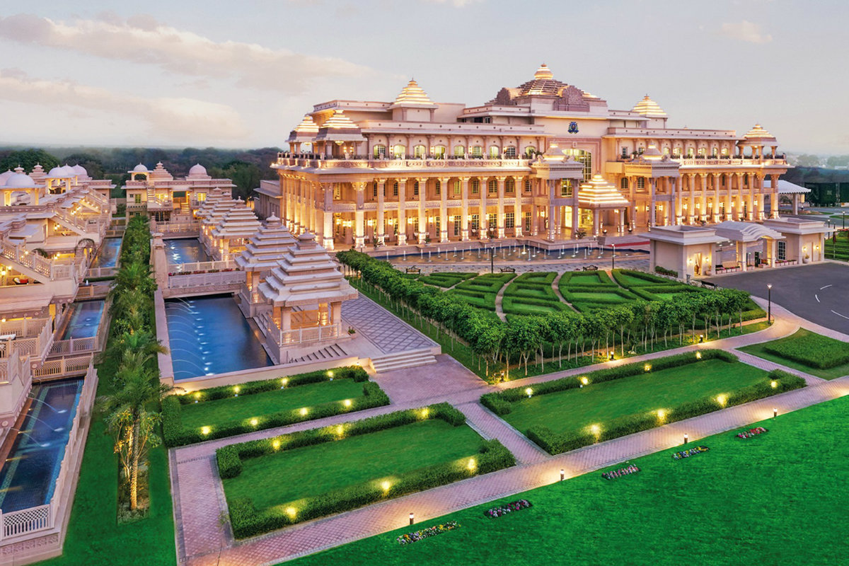 ITC Grand Bharat, Hasanpur, India