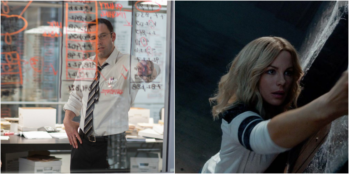 The Accountant & The Disappointments Room