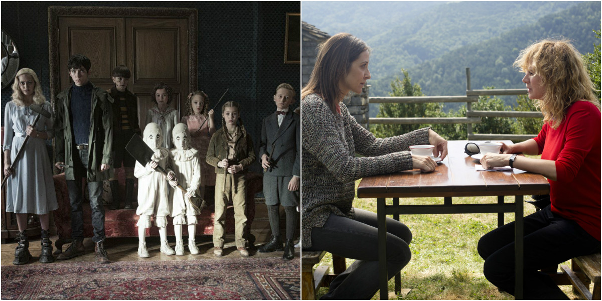 Miss Peregrine's Home for Peculiar Children & Julieta