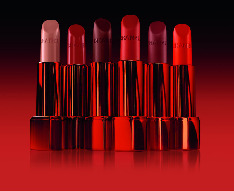 chanel rouge 11