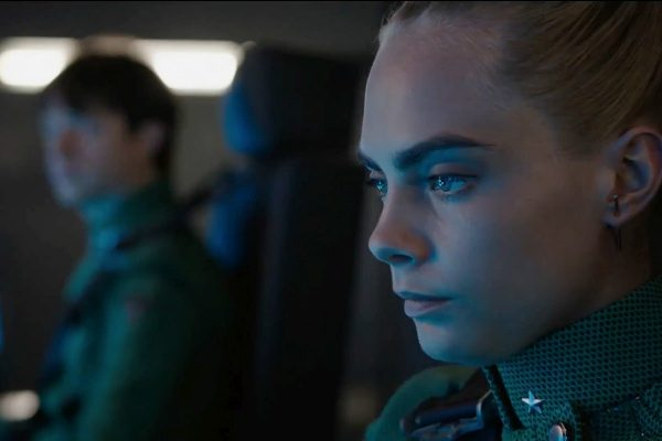 Trailerul Valerian and the City of a Thousand Planets