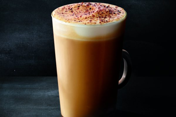 Butterscoth Brulee Latte-Starbucks