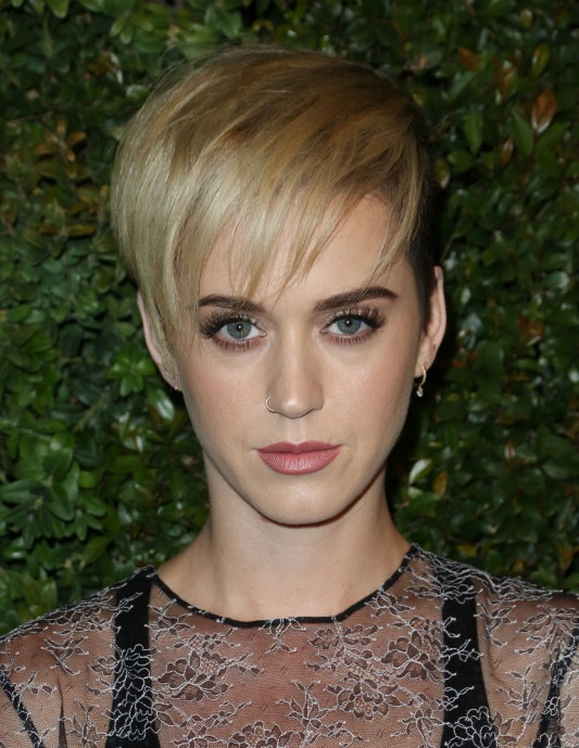 Mandatory Credit: Photo by Matt Baron/BEI/Shutterstock (8584238hf) Katy Perry Chanel Dinner hosted by Pharrell Williams, Arrivals, Los Angeles, USA - 06 Apr 2017