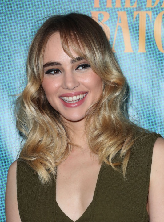 Mandatory Credit: Photo by Matt Baron/BEI/Shutterstock (8873091ay) Suki Waterhouse 'The Bad Batch' film premiere, Arrivals, Los Angeles, USA - 19 Jun 2017