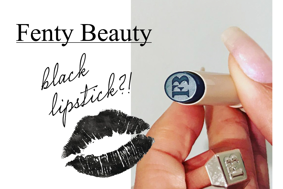 Fenty Black Lips