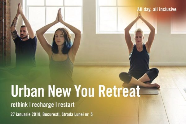 Urban New You Retreat