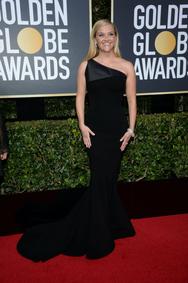 Reese Witherspoon Globurile de Aur 2018