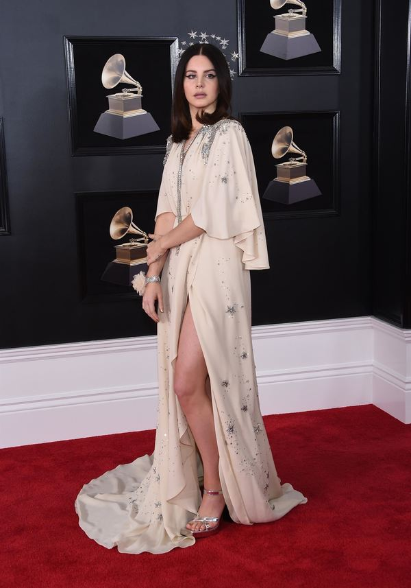 Lana Del Rey Grammy Awards 2018