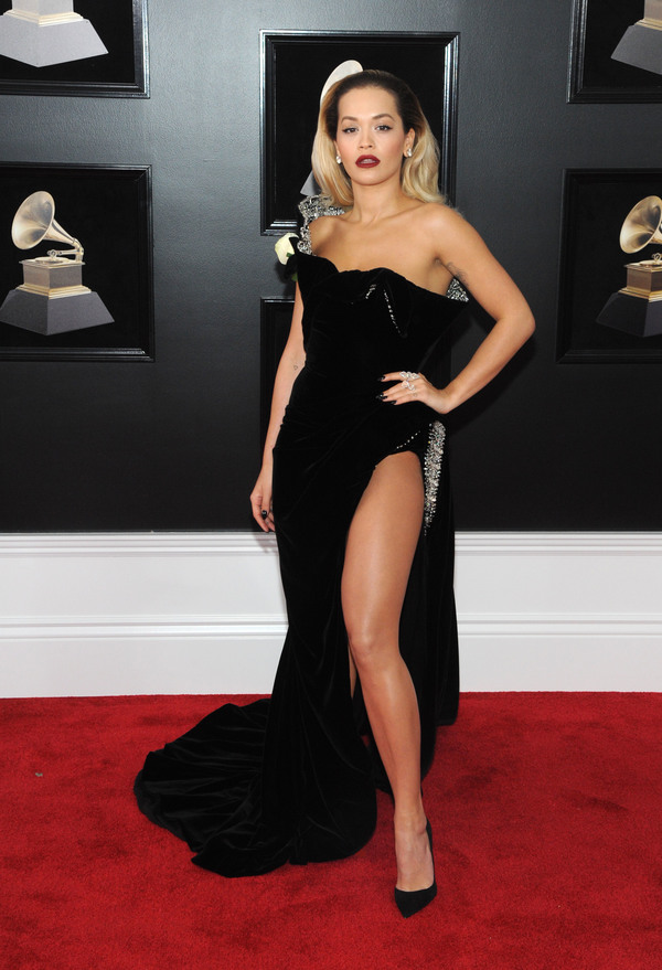 Rita Ora Grammy Awards 2018