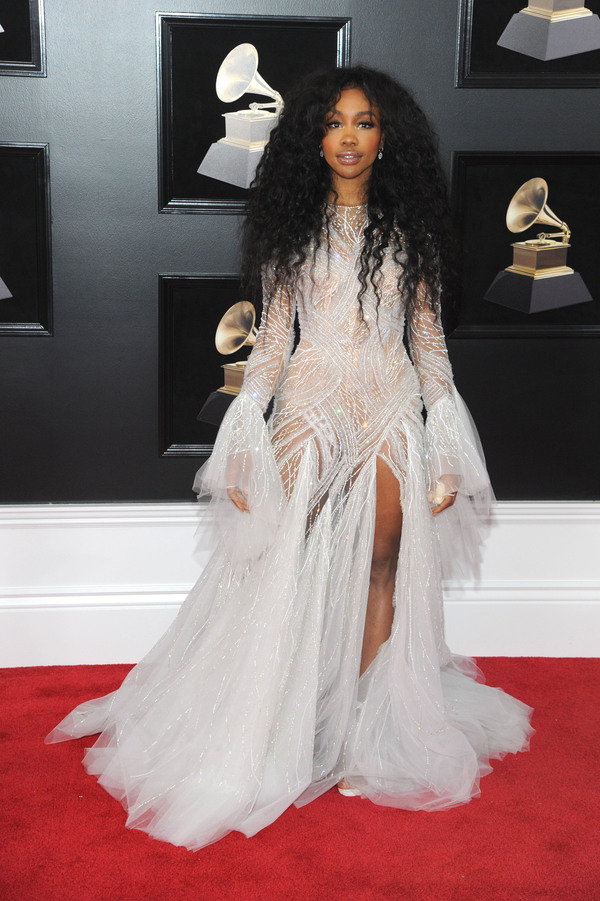 Sza Grammy Awards 2018