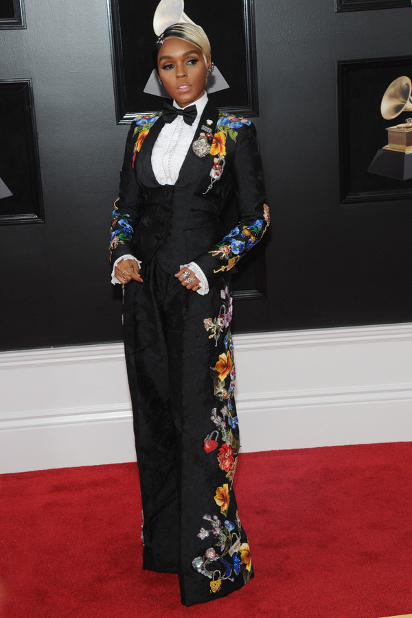 Janelle Monae Grammy Awards 2018