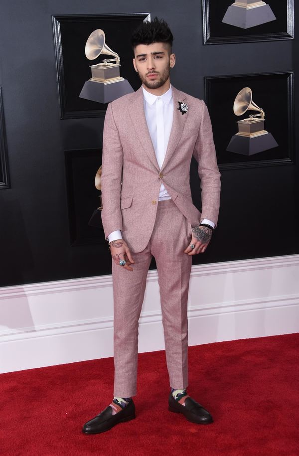 Zayn Malik Grammy Awards 2018