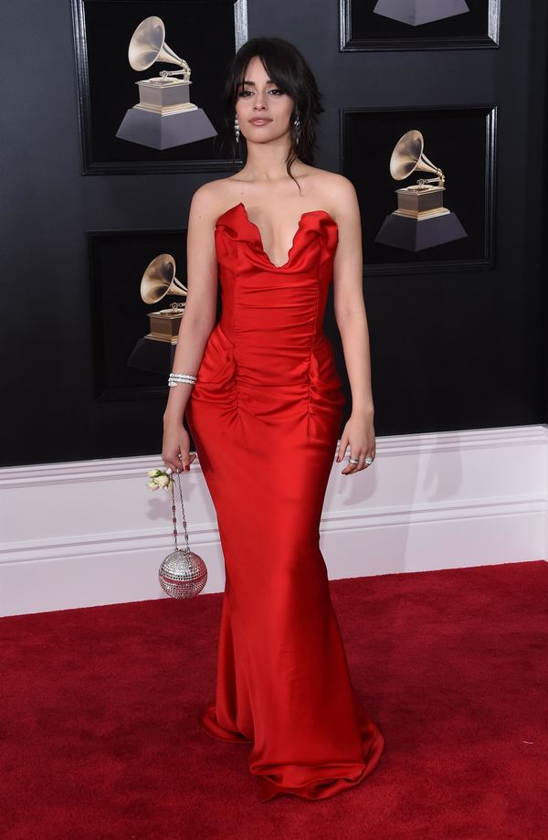 Camila Cabello Grammy Awards 2018