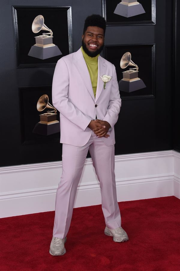 Khalid Grammy Awards 2018