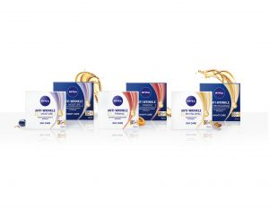 gama nivea anti rid plus