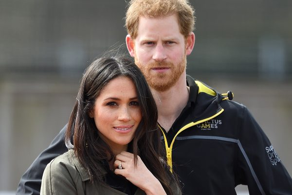 Prince Harry Meghan Markle attend the Invictus team trials