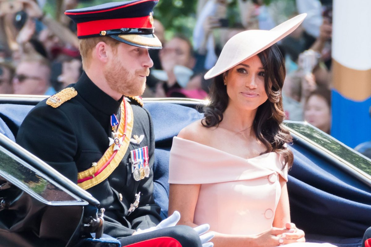 meghan markle si print harry