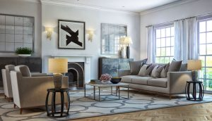 Notting Hill – Living Room