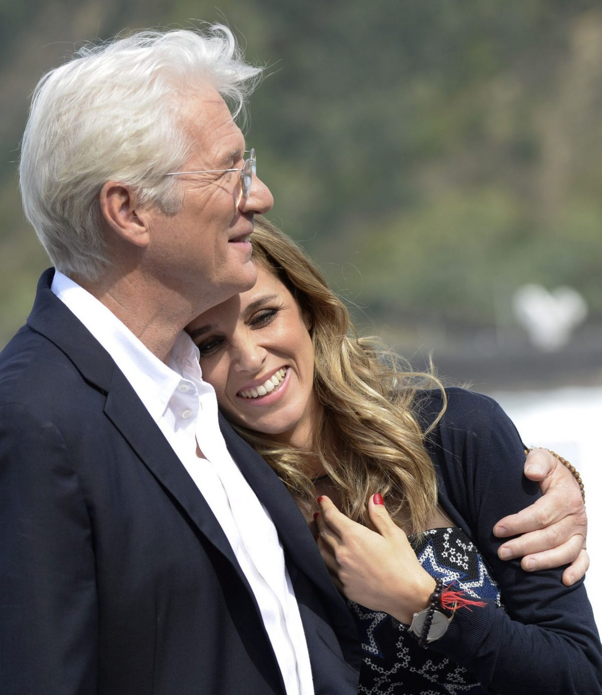 richard gere alejandra
