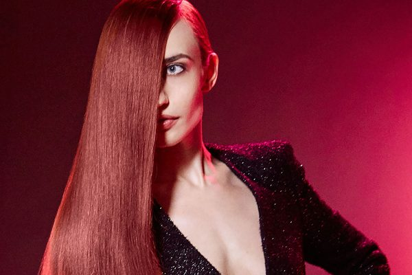 Lazzy Jagger is new face of Redken haircare brand