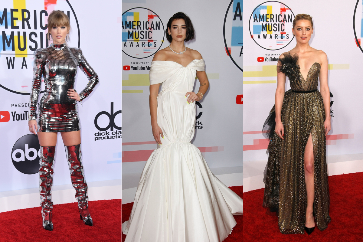 vedete american music awards