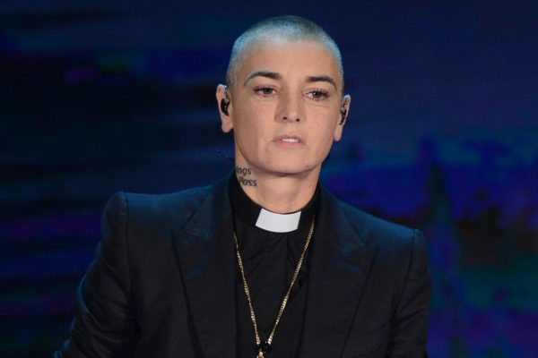Sinead O'Connor at italian  Tv Show Che Tempo Che Fa