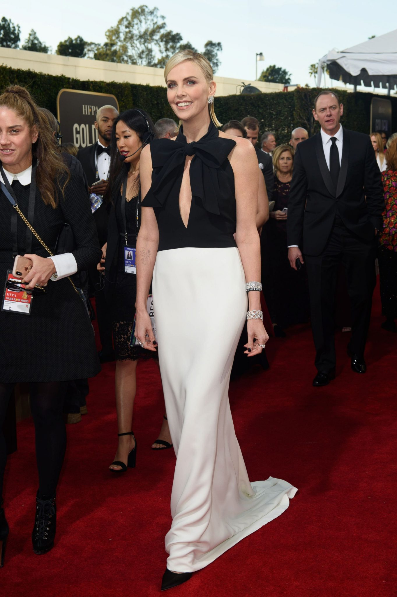 Charlize Theron – rochie Dior Haute Couture