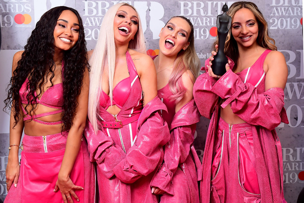 little mix hepta brit awards