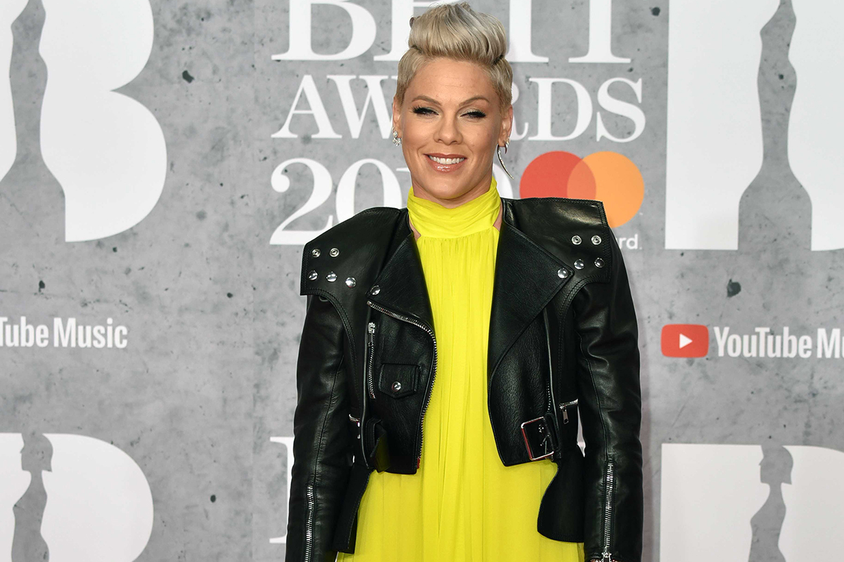 pink brit awards hepta