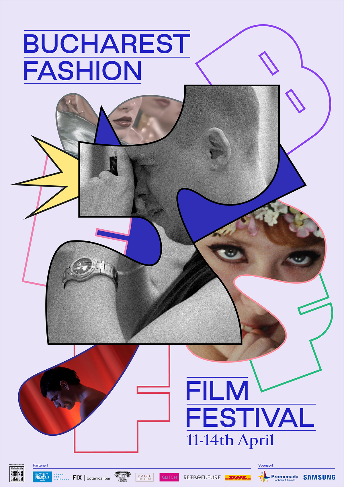 Bucharest Fashion Film Festival 2019