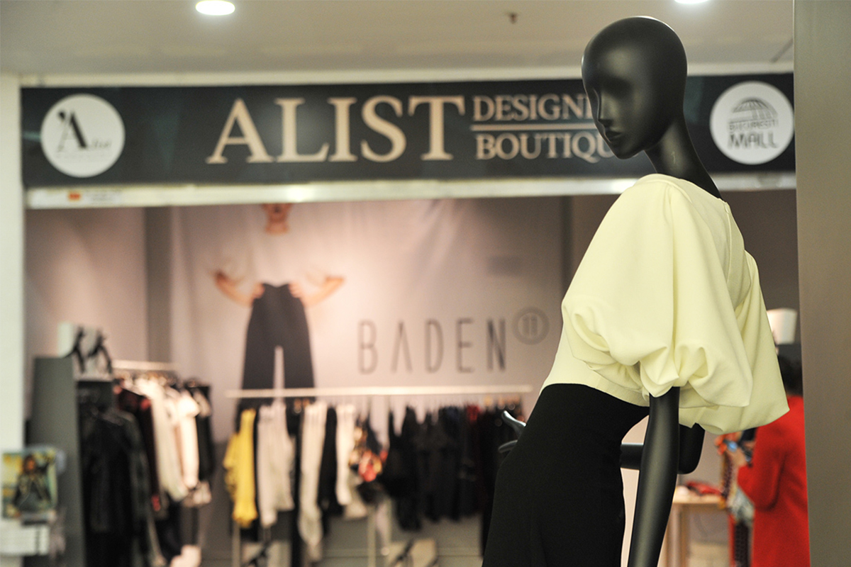 a list designers boutique