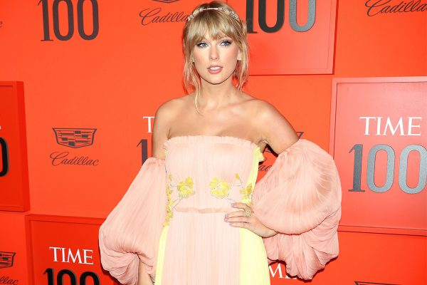 taylor swift time 100 gala