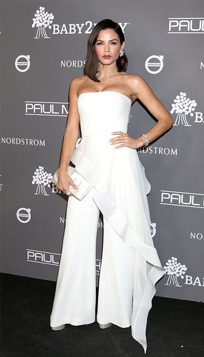 jenna dewan all white