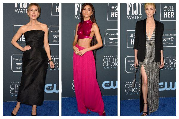 Critics' Choice Awards 2020- Cele mai frumoase ținute