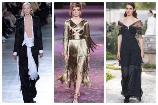 Haute Couture SS20- Schiaparelli, Dior și Chanel