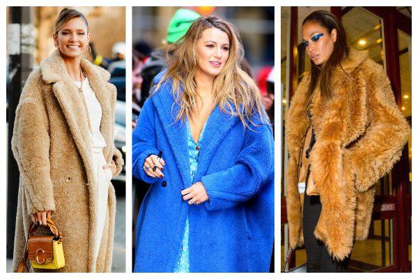 Item of the Week- Fake fur coat