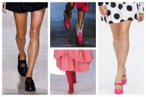 Pantofi SS20- Cele mai cool 5 tendințe, de la 70s loafers la Rodeo boots