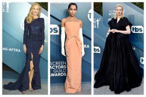 SAG Awards 2020- Cele mai frumoase ținute de seara trecută