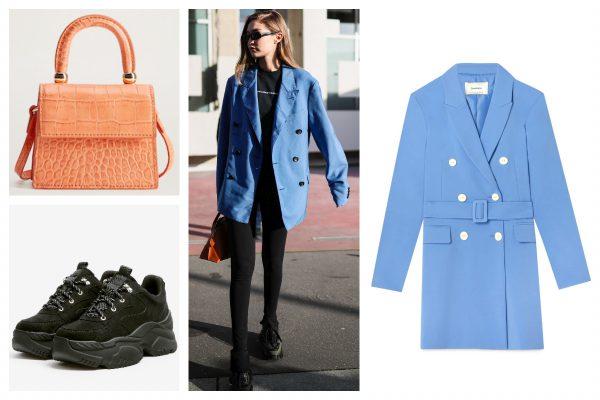 Shop the look - Gigi Hadid în culoarea anului 2020